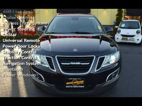 2011 saab 9 4x aero xwd for sale in red bank nj youtube. Black Bedroom Furniture Sets. Home Design Ideas