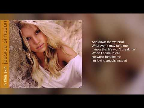 Jessica Simpson: Angels Lyrics