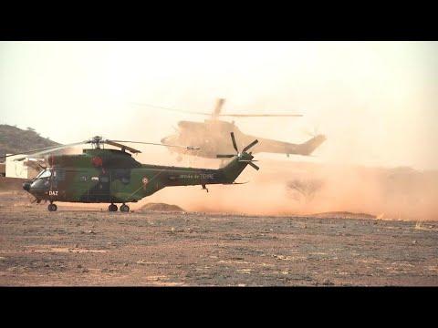 Mali : treize soldats français morts dans un accident d'hélicoptères