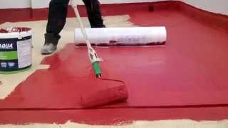 видео Кровля ПВХ полимерная и наливная, полимочевина