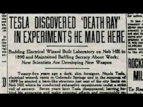 Nikola Tesla, El Amo del Relámpago. (Subtítulos en Español)