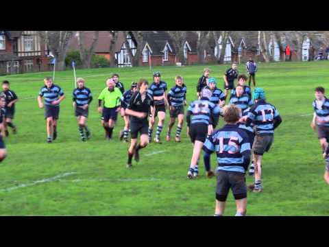 Rugby | Wellington School vs Monkton Coombe U15s
