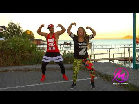 Firehouse – Daddy Yankee – Zumba Choreography – Meli Espinoza – Cristian Gutierrez