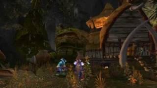 """How to get to the """"hidden"""" Darkspear Troll Village"""