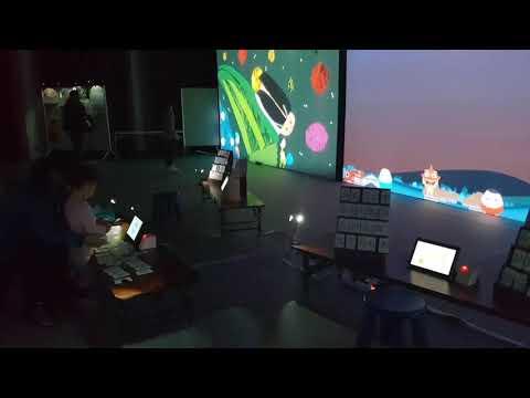 画像2: 漢字遊戯〜漢字の花火で夜空を照らせ!〜 www.youtube.com