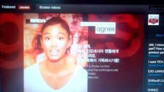 Agnes Monica - Winning MAMA AWARDS ( BEST ASIAN ARTIST INDONESIA)