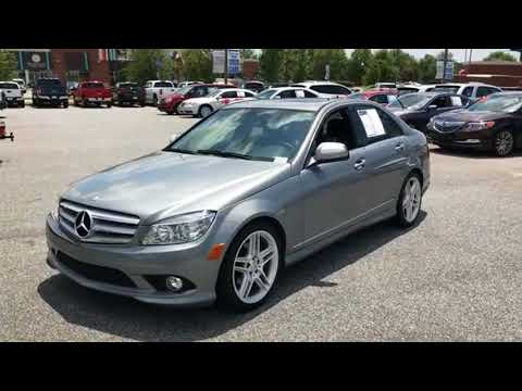 Mercedes Benz Columbus Ga >> 2009 Mercedes Benz C300 Columbus Ga 9r042569