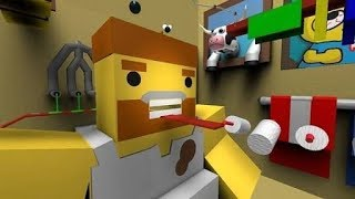 Roblox Escape spongbob