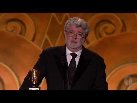 2010 Governors Awards  George Lucas on Francis Ford Coppola