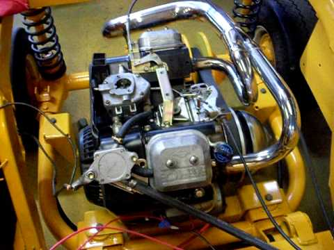 V Twin Briggs And Stratton Engine | Tyres2c