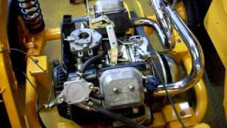 ez go gxi 804 with v twin briggs and stratton