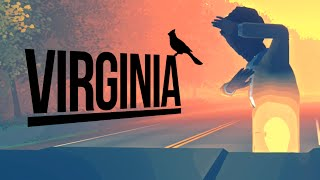VIRGINIA Demo Gameplay PC (Virginia Game Review/Preview)