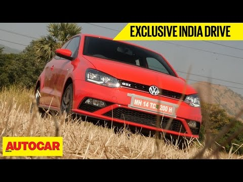 Volkwagen GTI | Exclusive India Drive | Autocar India