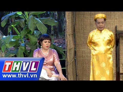 THVL | Danh hài đất Việt - Tập 39: Bạch mã đề thơ - Hồng Vân, Minh Nhí, Anh Vũ, Long Nhật...