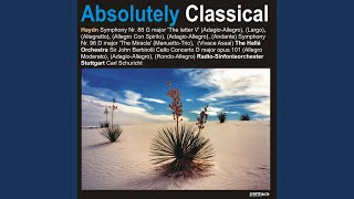 "Symphony No. 96 in G Major - ""The Miracle"": IV. Vivace Assai"