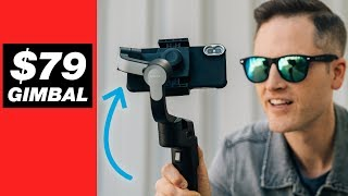 Best Budget Smartphone Gimbal 2019? — MOZA Mini-S