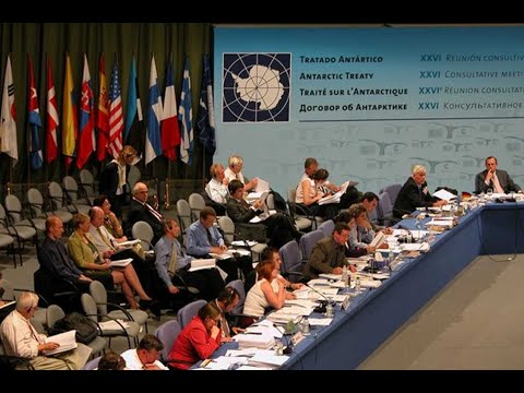 GATT & Antarctic Treaty