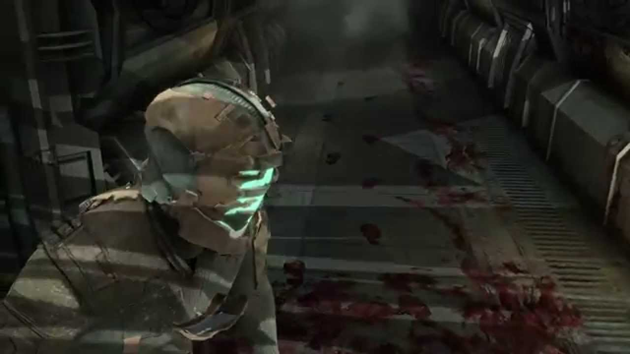 Dead Space [Invisible door bug solution] - YouTube