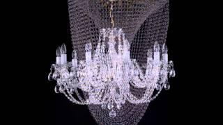 видео Хрустальные люстры ???? - купить люстры недорого в Москве от 1640 руб от интернет-магазина ЛампАрт