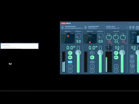 Cách Tạo Stereo Mix và Tiếng Vang cho PC nào không có Sound Card (Phan 1)