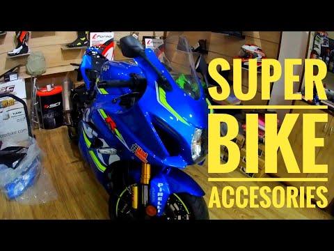 Zana Karolbagh | Red Line Super Bike Accessories Store Delhi