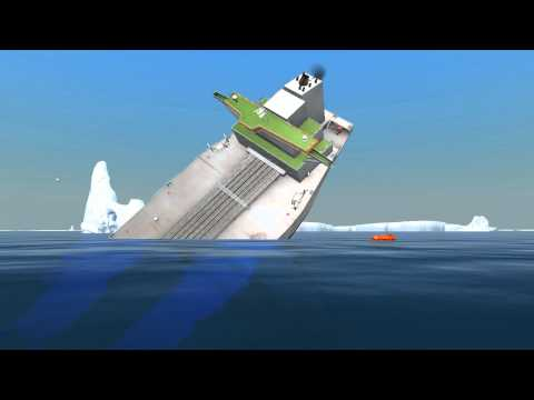 Oil Tanker Sinks | Ship Simulator Extremes