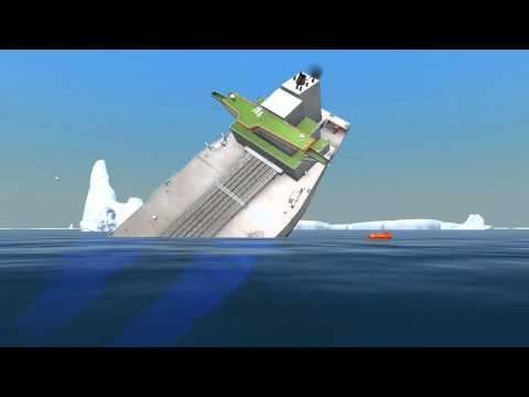 Oil Tanker Sinks | Ship Simulator Extremes