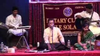 Woh Kagaz Ki Kashti Wo Barish Ka Pani - Singer Sunil Baldawa