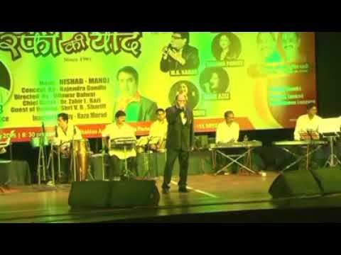 Mohammed Aziz - MUJHE JEENE NAHI DETI HAI    MD AZIZ LIVE STAGE SHOW   MD AZIZ   SAD SONG   