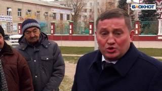 Губернатор Андрей Бочаров заявил, что хотели заживо сжечь всю его семью.