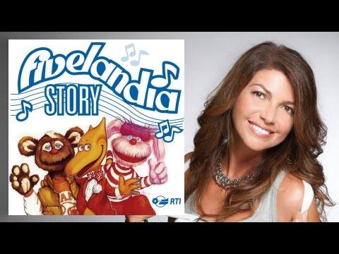 Cristina D'Avena – Fivelandia Vol. da 1 a 22 & Fivelandia Story (5CD)