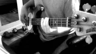 Me And My Shadow(bass cover)-Peggy Lee