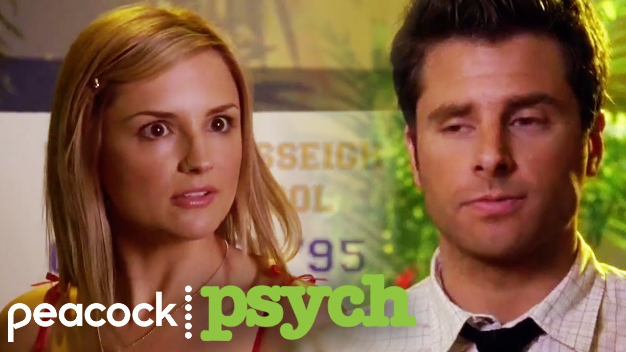 Download Gus and Shawn's High School Reunion | Psych