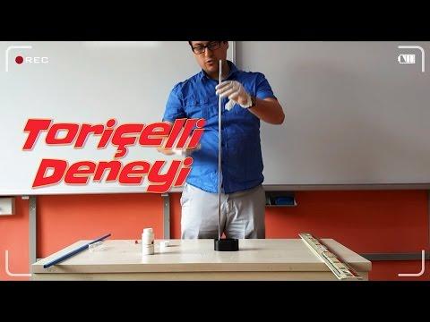 Toriçelli Deneyi ( Torricelli Experiment )