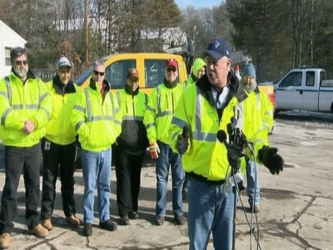 Mayor says slow-moving storm could cause major problems