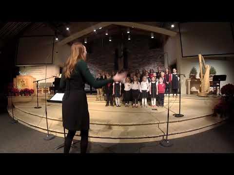 Jackson Hole Classical Academy - Ceremony of Carols 2019