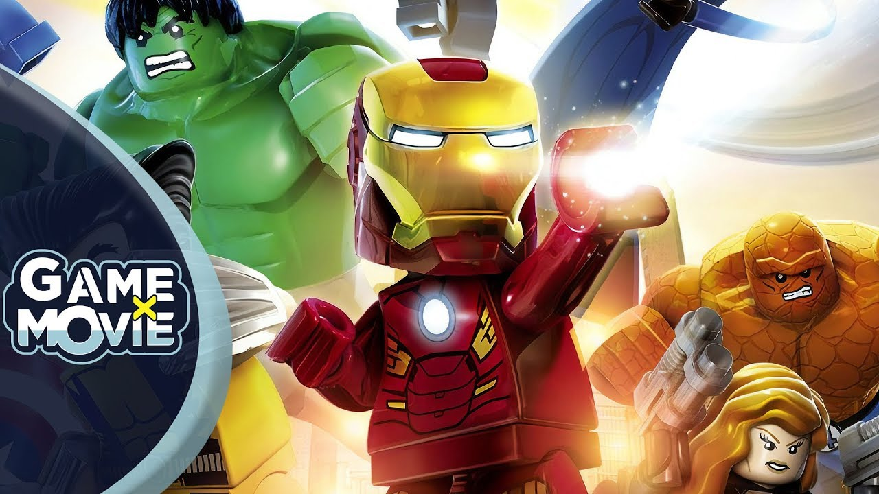 Lego Marvel Super Heroes Le Film Game Movie