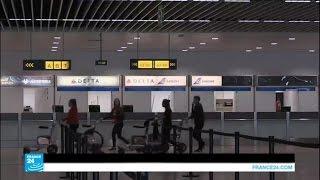 بلجيكا: إعادة افتتاح جزئية لصالة المغادرة في مطار بروكسل