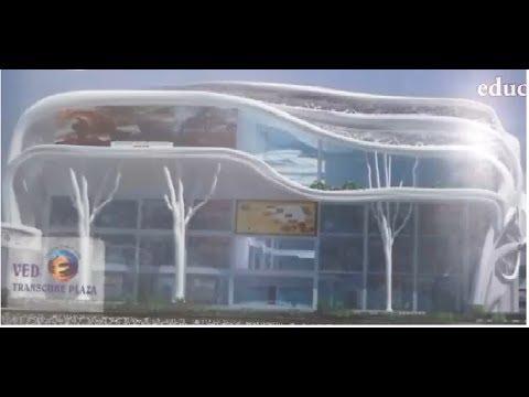 World class Bus Terminal of Baroda, Gujarat ( Bus station )