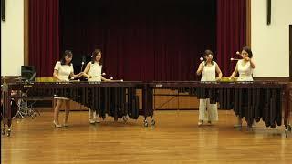 リーズマリンバカルテット Liz marimba quartetto 玉麻夏海 (Natsumi Ta...