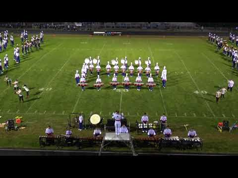 Halftime Show at Timberlane Regional High School, 09/08/17