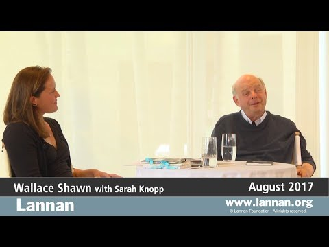 Wallace Shawn, 13 August 2017