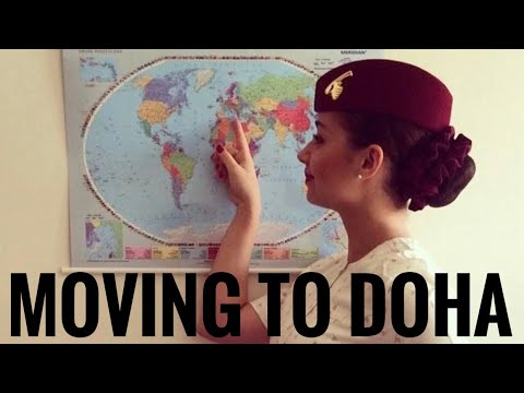 Qatar Airways Cabin Crew - What To Pack For Doha?