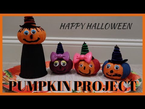 OUR PUMPKIN PROJECT