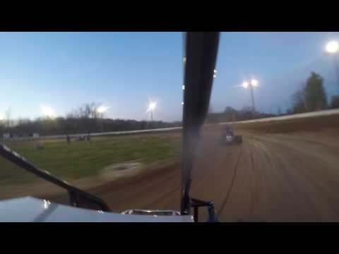 US 24 Speedway Senior Class Heat Race 4-22-2017