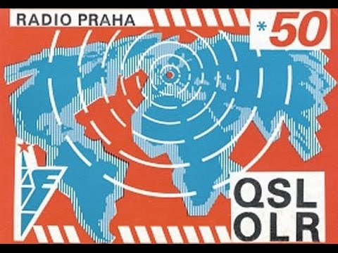 IS and asorted ID of Radio Praha / Radio Prag / Radio Prague