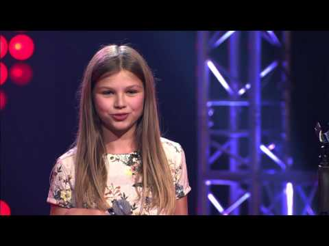 Anneleen – 'I'm not the Only One' | Blind Audition | The Voice Kids | VTM