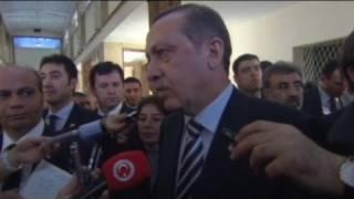 Turkey's Erdogan praises move to scrap genocide law