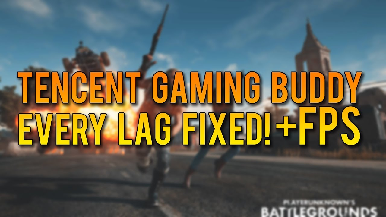Increase Fps In Pubg Mobile And Fix The Lag: Tencent Gaming Buddy PUBG Lag Fix