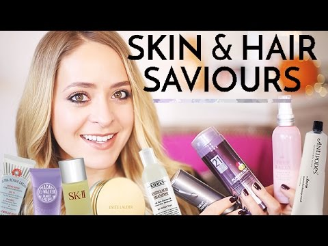 Cold Weather Skin & Hair SAVIOURS | Fleur De Force